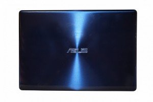 Blue LCD Cover 13 inch for tactil ZenBook