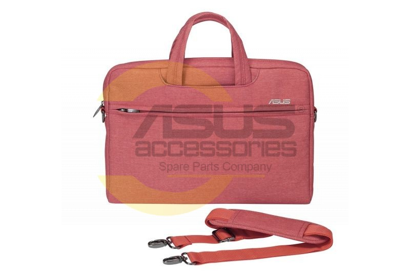 Red EOS shoulder bag 12 inch
