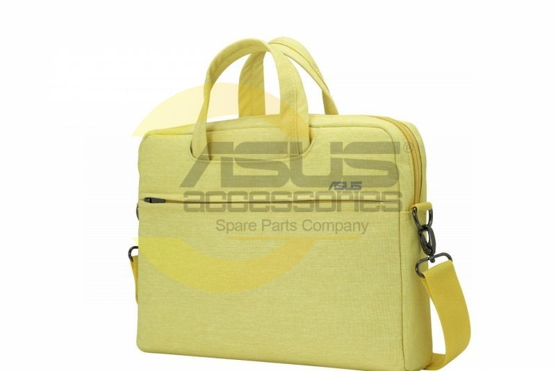 EOS yellow shoulder bag 12 inch