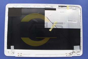 White LCD cover for laptop 15 inches