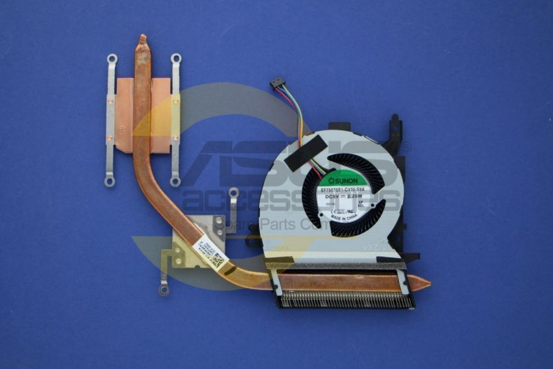CPU Fan and Heat sink for VivoBook