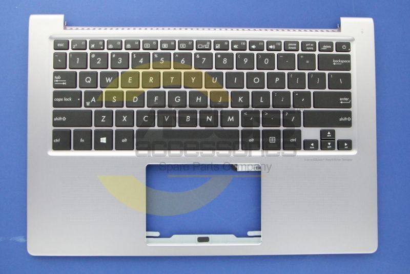 Asus Silver backlight keyboard for Zenbook