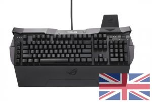 GK2000 ROG gaming UK keyboard