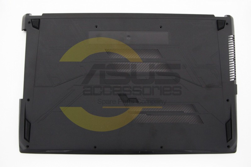 ROG Black bottom case 17 inch