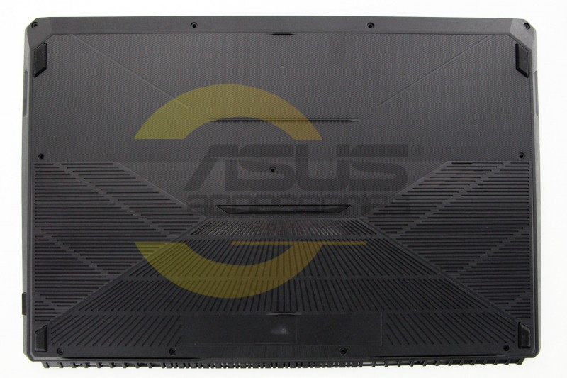 17-inch black Bottom Case for ROG laptop