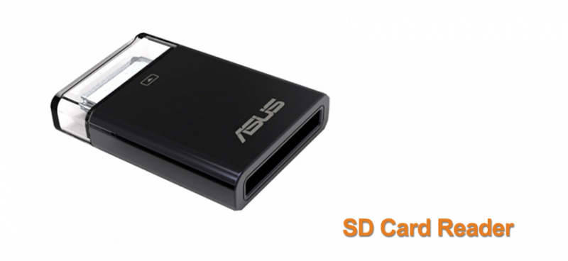 Asus SD card reader