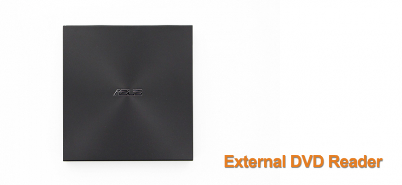 Asus external dvd reader