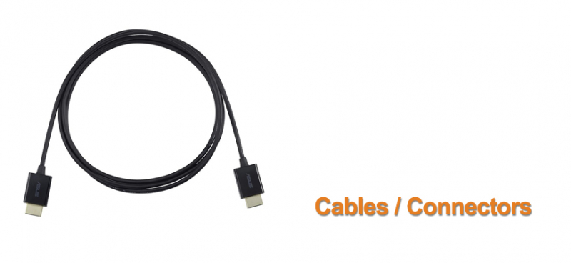 Cables / connectors