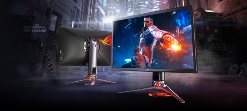 Asus monitor for gaming